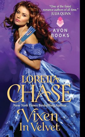 Vixen in Velvet (The Dressmakers, #3)