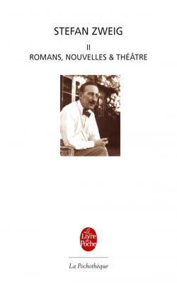 Romans, nouvelles et théâtre