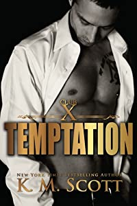 Temptation (Club X, #1)