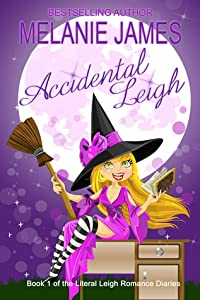 Accidental Leigh (Literal Leigh Romance Diaries, #1)