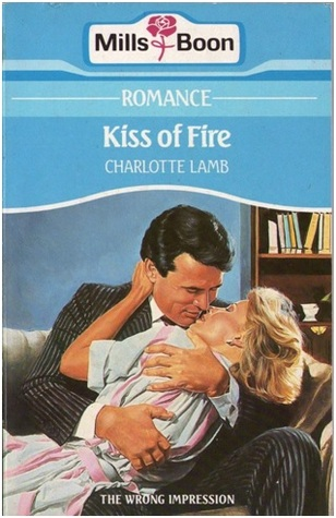 Kiss of Fire by Charlotte Lamb