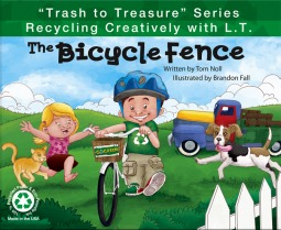 Trash to Treasure series - Creatively Recycling with L.T.