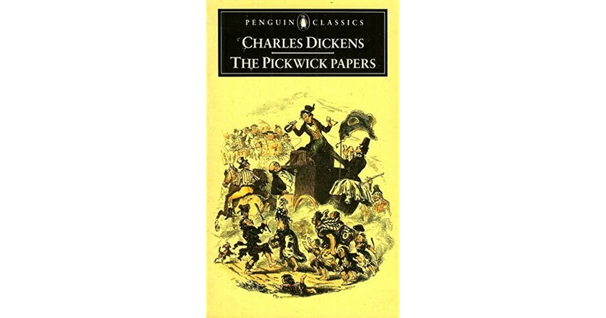 Jonfaith (The United States)'s review of The Pickwick Papers