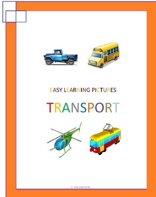 Easy Learning Pictures. Transport