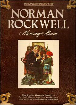 Norman Rockwell Memory Album