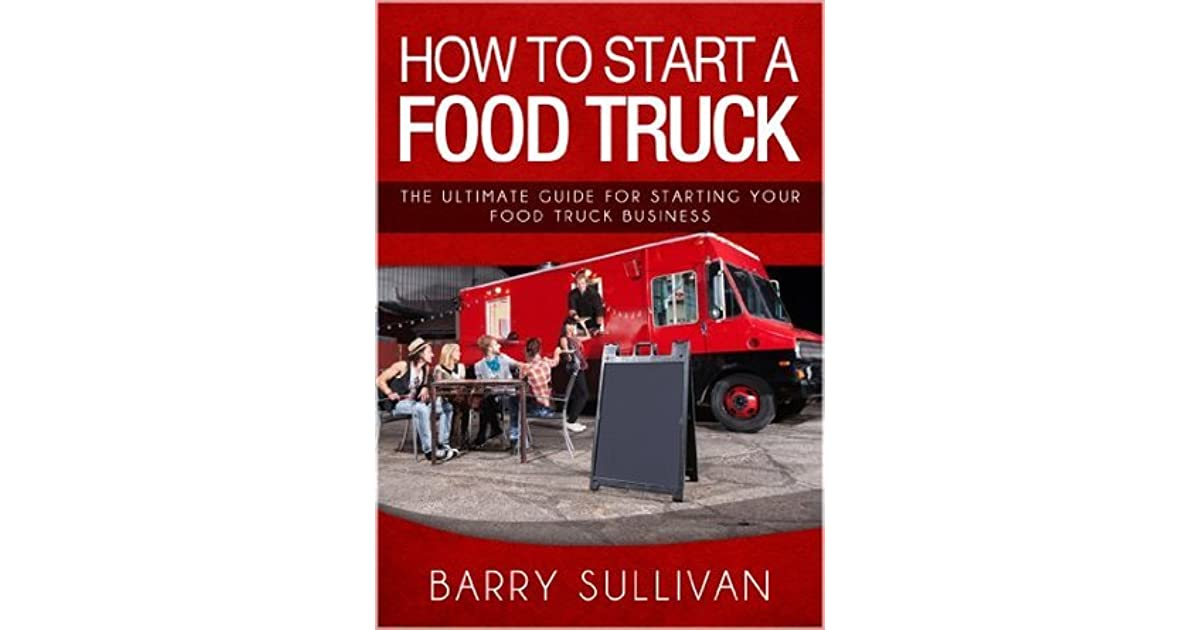 how to build a food truck book
