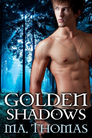 Golden Shadows (vampire romance mash-up retelling of the Frog Prince and Rapunzel)