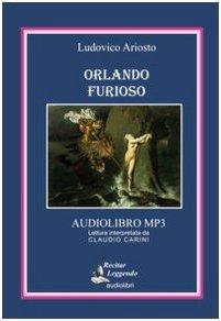 Orlando Furioso (Italian Language Audiobook) 1 Cd Mp3,
