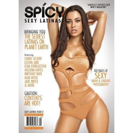 Hot latinas magazine covers