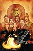 Serenity Leaves on the Wind #1 (of 6) Variant Cover