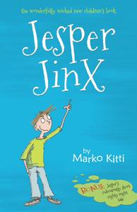 Jesper Jinx by Marko Kitti