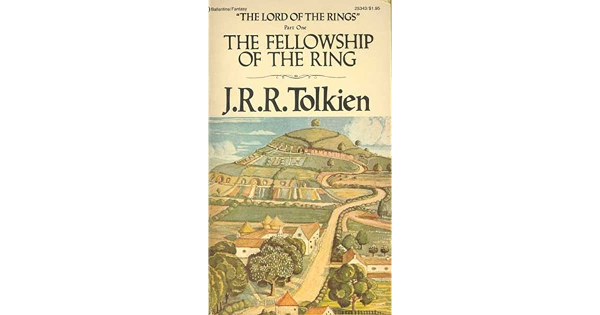The Fellowship of the Ring (The Lord of the Rings #1) – Book Review