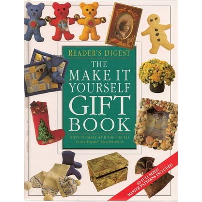 The make it yourself gift book by janet healey solutioingenieria Gallery