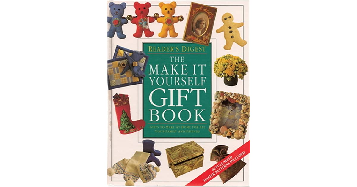 The make it yourself gift book by janet healey solutioingenieria Choice Image