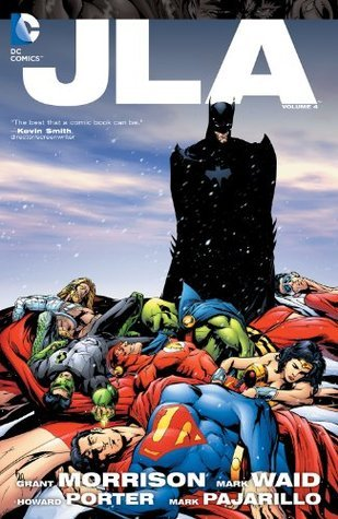 JLA: The Deluxe Edition, Vol  4 by Grant Morrison