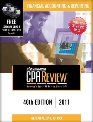 Financial Accounting and Reporting (2011)