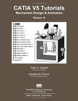 CATIA V5 Tutorials Mechanism Design & Animation Release 19