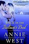 Back in the Italian's Bed (Hot Italian Nights, #1)