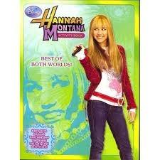 Best of Both Worlds!: Hannah Montana Activity Book (Disney)