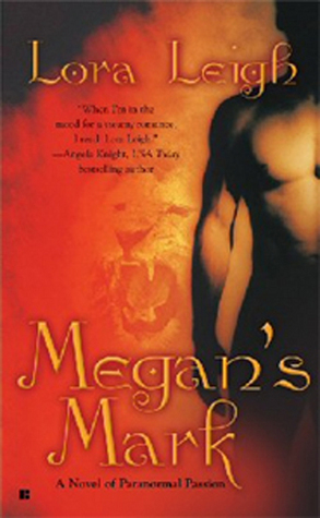Megan's Mark (Breeds, #6; Feline Breeds, #5)