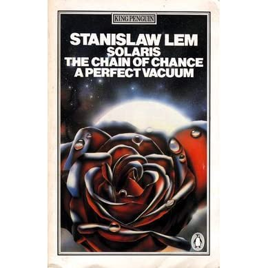 Solaris Chain Of Chance A Perfect Vacuum By Stanisaw Lem