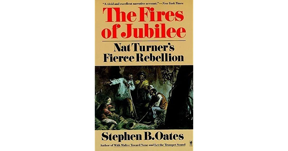 the fires of jubilee summary