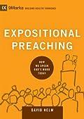 Expositional Preaching: How We Speak God's Word Today