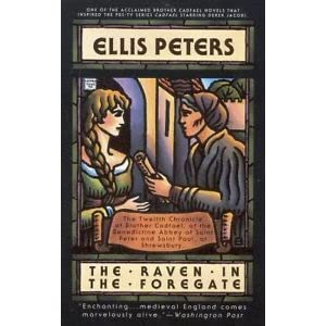 31a1059a The Raven in the Foregate by Ellis Peters