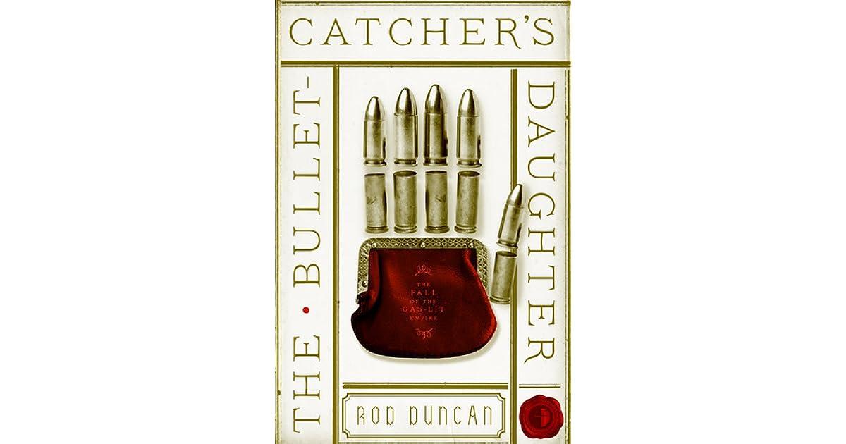 Bullet catcher goodreads giveaways