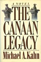 The Canaan Legacy  (Rachel Gold Mysteries #1)