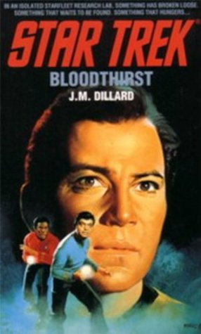 Bloodthirst by J.M. Dillard
