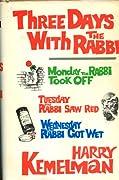 Three Days with the Rabbi