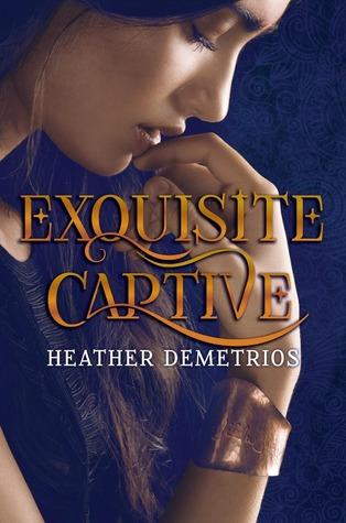 Exquisite Captive (Dark Caravan Cycle, #1)