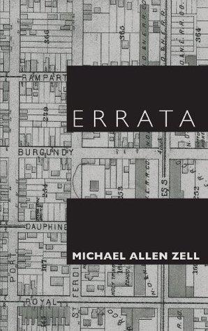 Errata by Michael Allen Zell