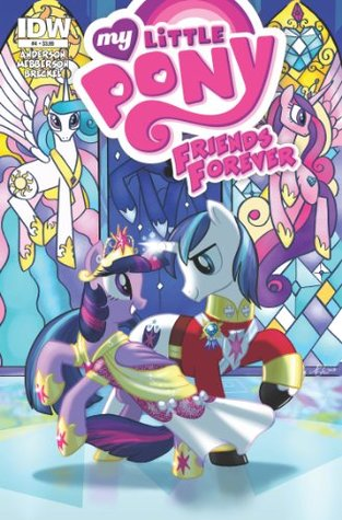 My Little Pony: Friends Forever #4