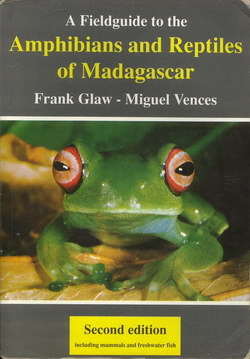 Field Guide to the Amphibians and Reptiles of Madagascar