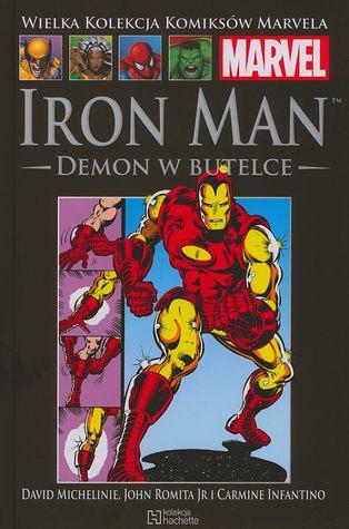 Iron Man by David Michelinie