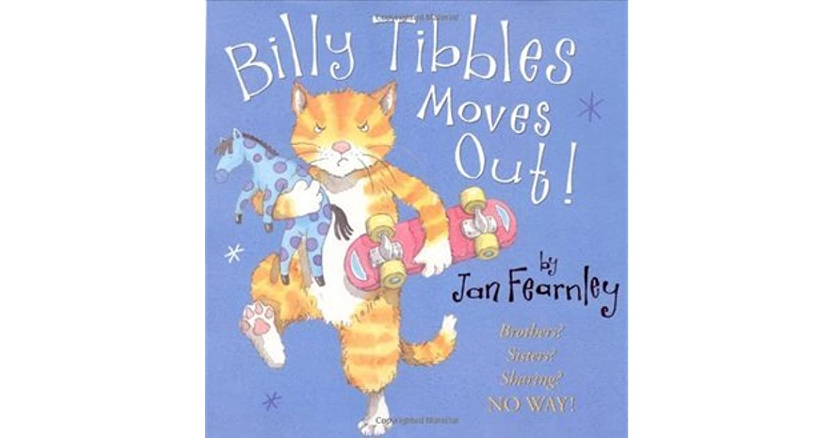Billy Tibbles Moves Out By Jan Fearnley