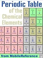 periodic table - Periodic Table Of Elements New Edition