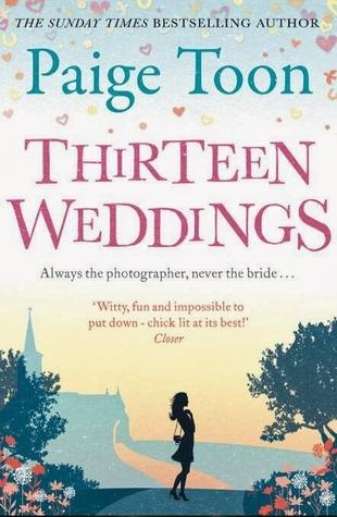 Thirteen Weddings by Paige Toon