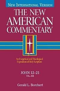 The New American Commentary Volume 25 B - John 12-21