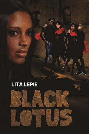 Black Lotus by Lita Lepie