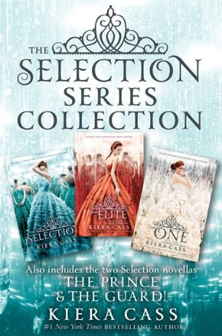 The Selection Series Collection by Kiera Cass