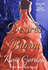 Desires of a Baron (Gentlemen of Honor, #2)