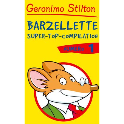 Barzellette Super Top Compilation Numero 1 By Geronimo Stilton