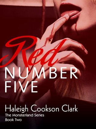 Red Number Five