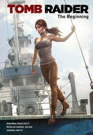 Tomb Raider: The Beginning [Hardcover Exclusive, Comic Book, PS3 Xbox 360] NEW