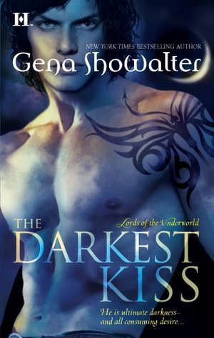 The Darkest Kiss (Lords of the Underworld #2)