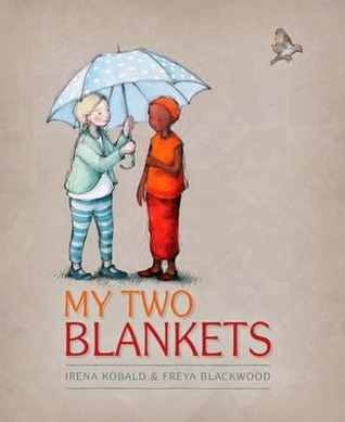my two blankets cover art