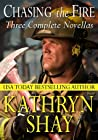Chasing the Fire (Hidden Cove Firefighters, #6)